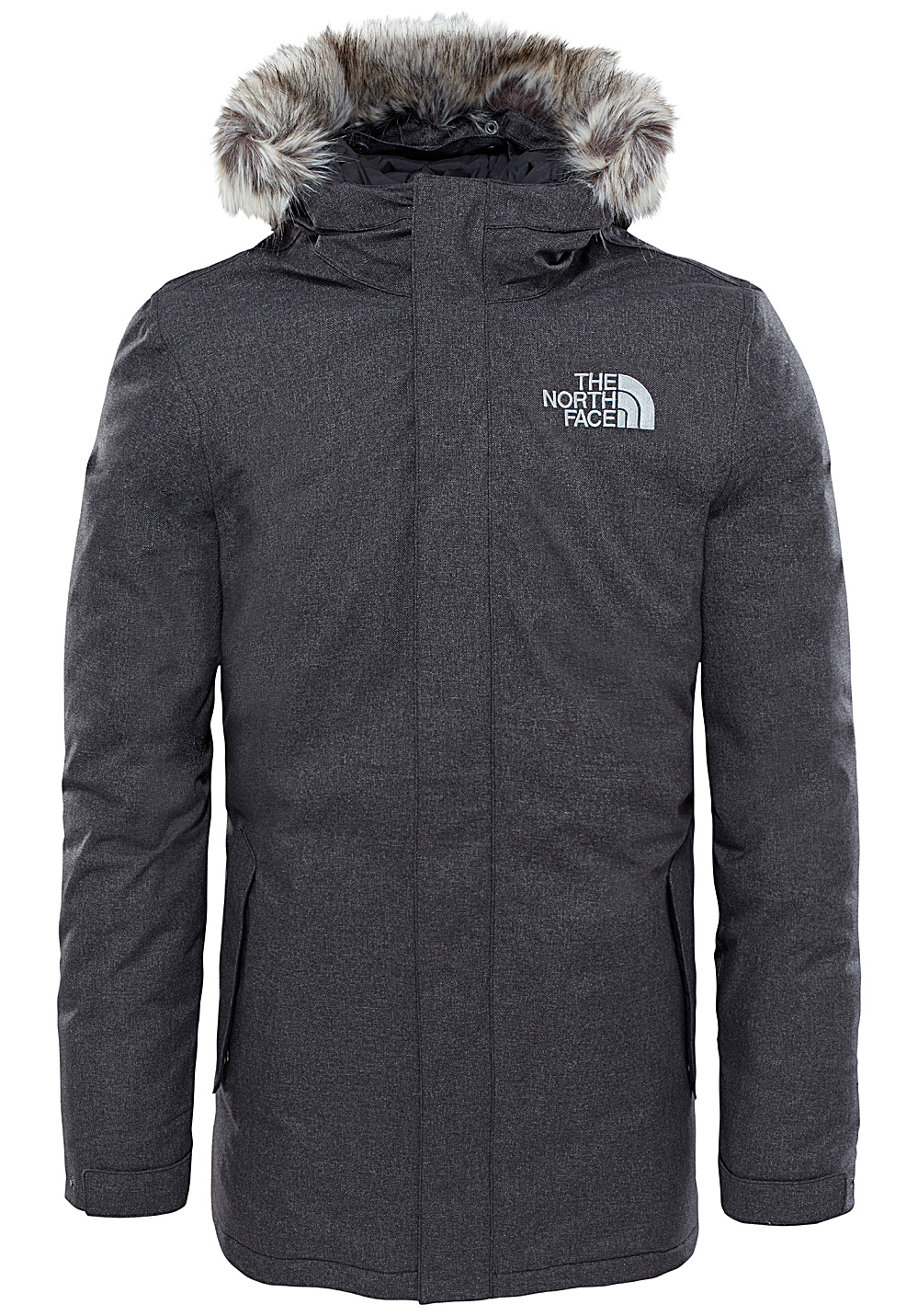north face gris
