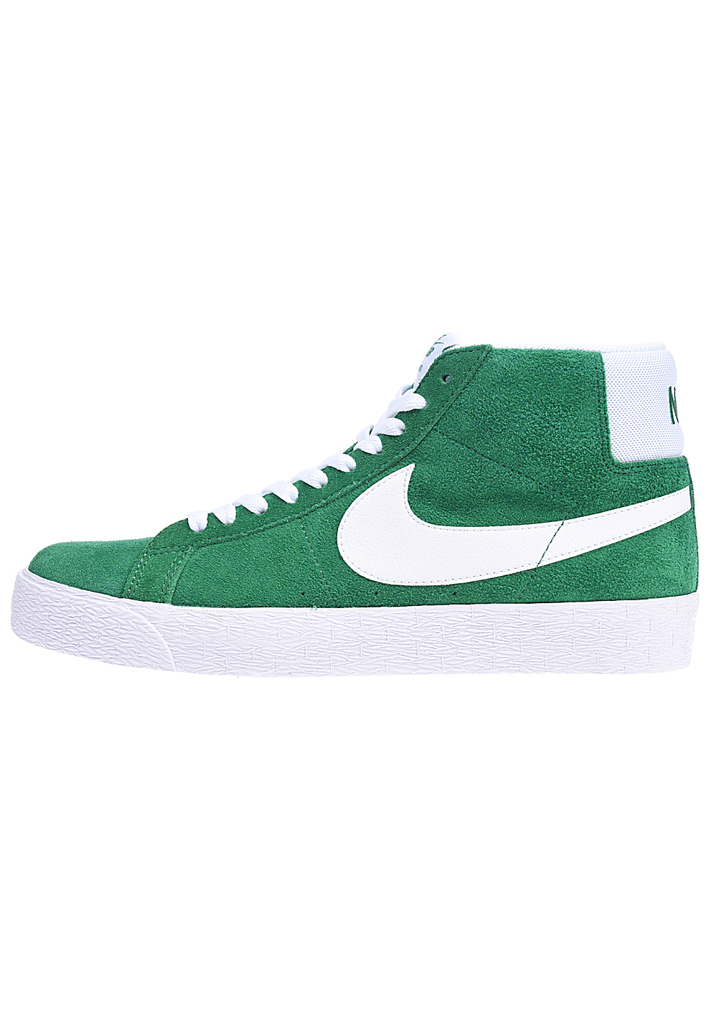 sale retailer 25208 b9596 NIKE SB Zoom Blazer Mid - Sneakers for Men - Green
