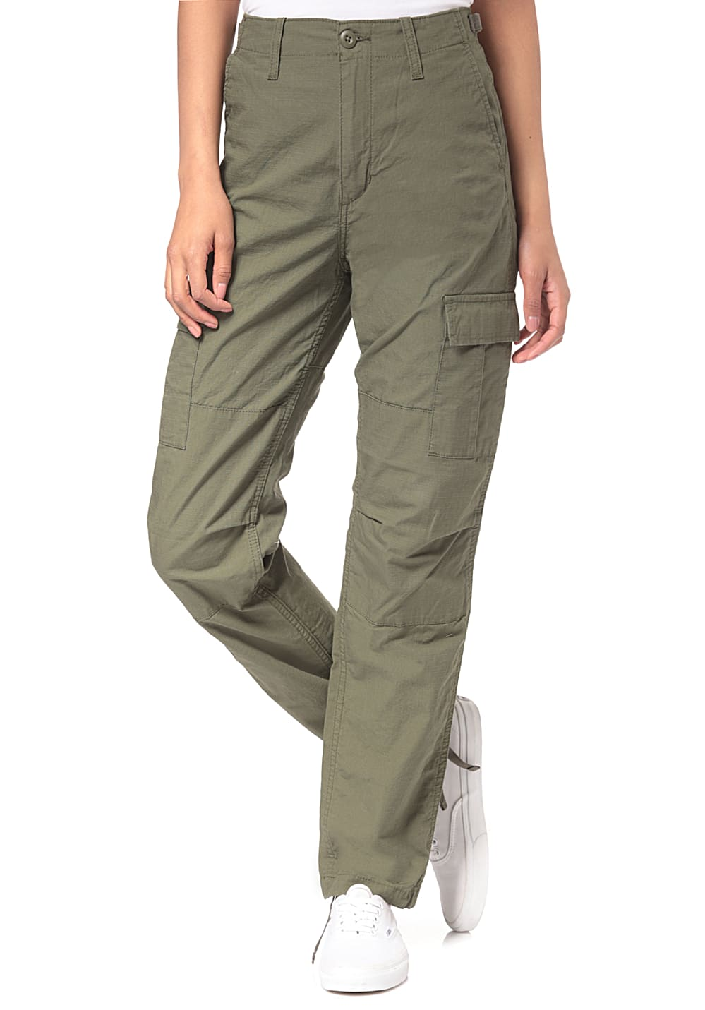 durable service new & pre-owned designer cost charm carhartt WIP Aviation - Cargo Pants for Women - Green