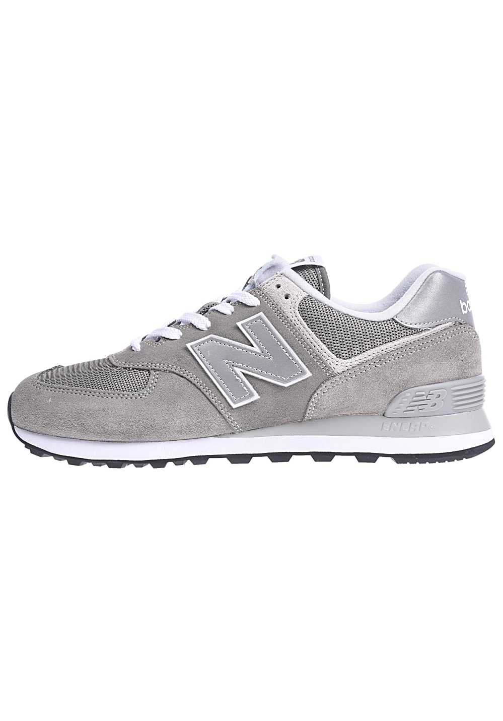 f8fa5f5b88ab0 NEW BALANCE ML574 D - Zapatillas para Hombres - Gris - Planet Sports