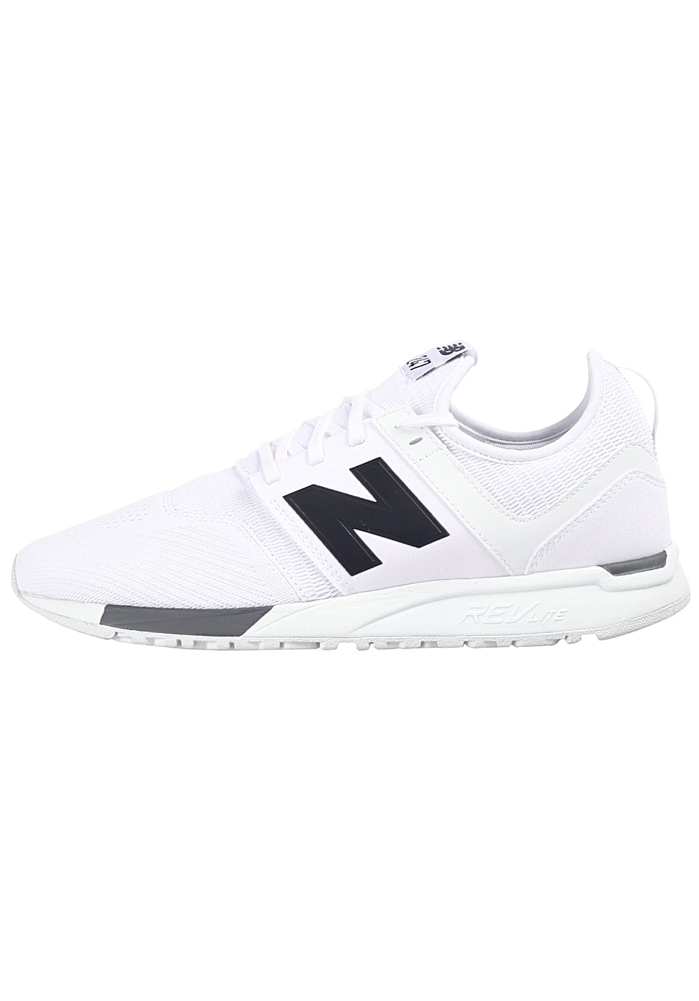 basket blanche homme new balance