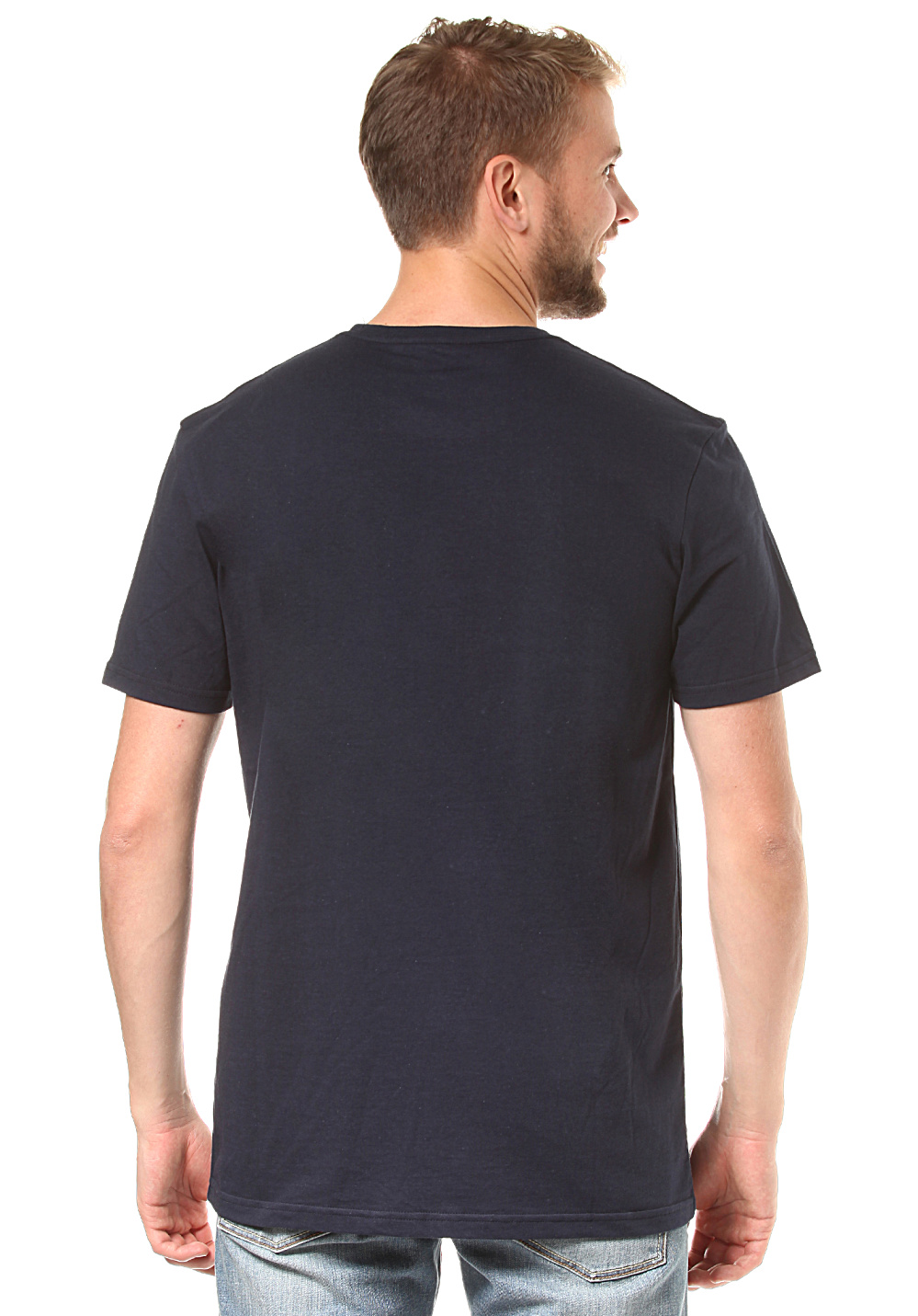 ... Quiksilver Classic Fluid Turns - T-Shirt for Men - Blue. Back to  Overview. 1  2. Previous 8ddea9959d