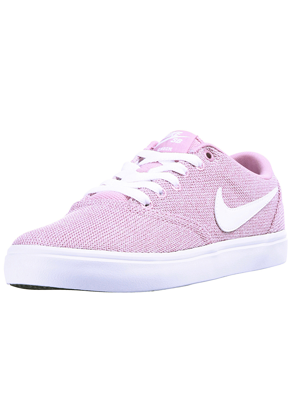 581db89742c NIKE SB Check Solar Canvas P - Sneakers for Women - Pink - Planet Sports
