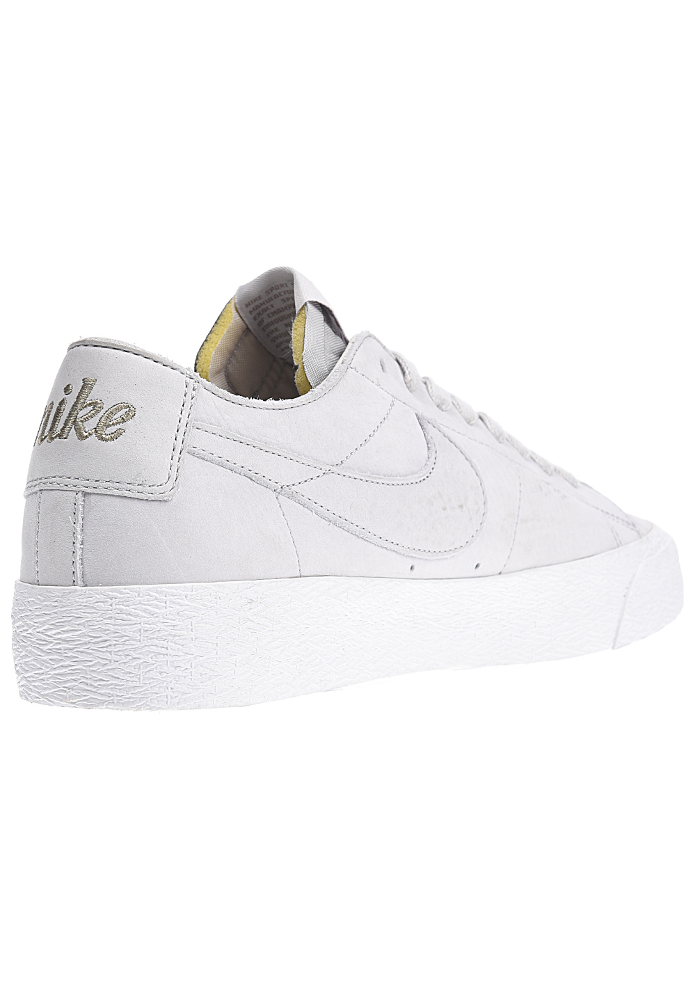 NIKE SB Zoom Blazer Low Decon Sneakers for Men Grey