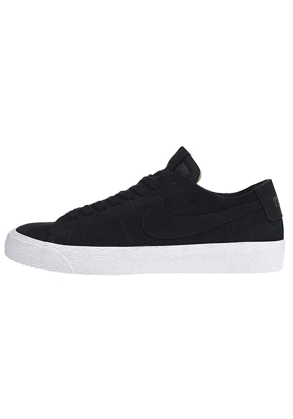 NIKE SB Zoom Blazer Low Decon Sneakers for Men Black