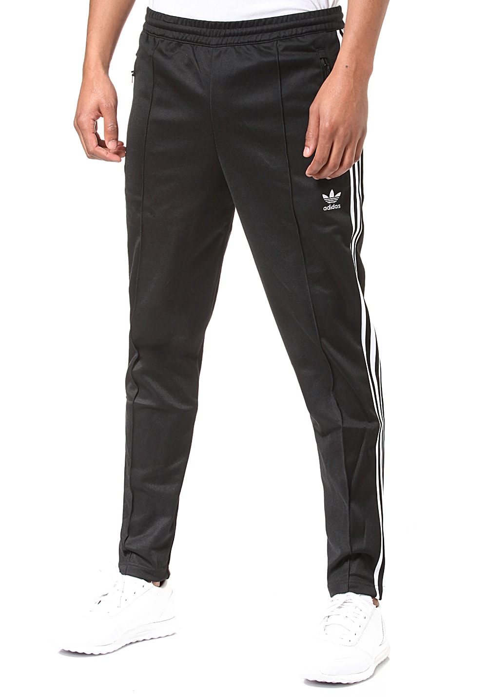 ADIDAS ORIGINALS Beckenbauer Trainingsbroek voor Heren Zwart