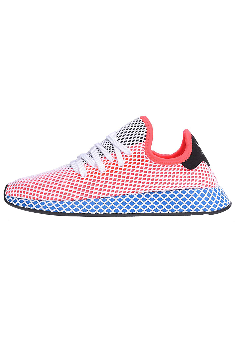 d860d01ed ADIDAS ORIGINALS Deerupt Runner - Sneakers for Men - Red - Planet Sports