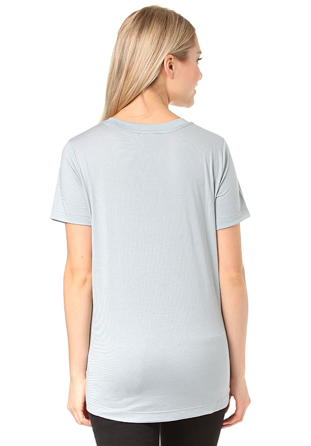 4445444396 ... Thermal Tops · NIKE SPORTSWEAR Essential Hbr - T-Shirt for Women -  Blue. Back to Overview. 1  2. Previous