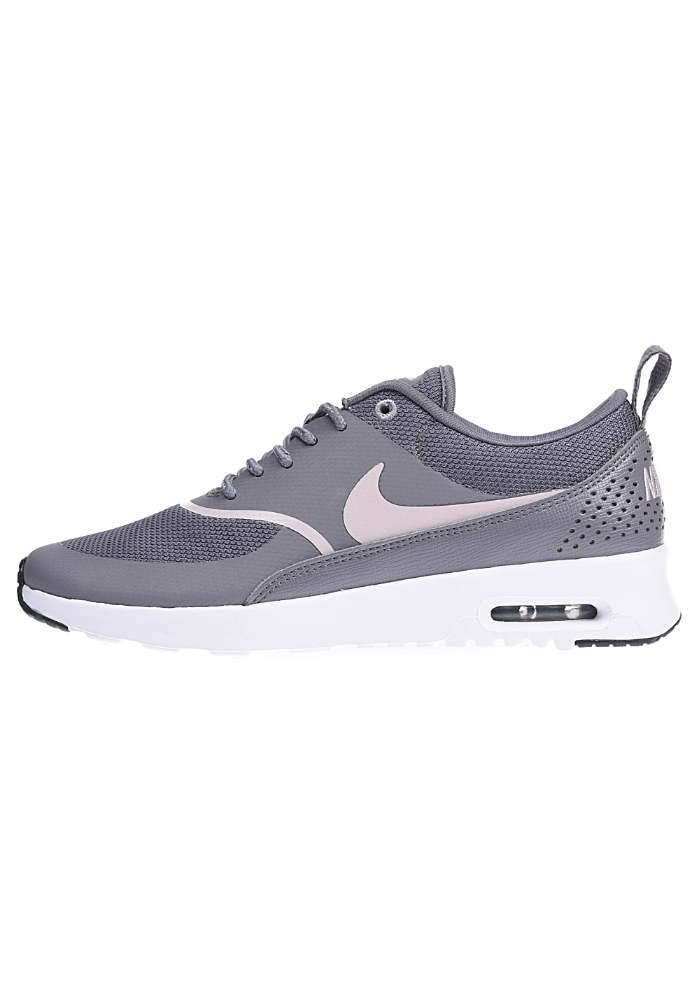 a0aac29eec7 NIKE SPORTSWEAR Air Max Thea - Sneakers voor Dames - Grijs - Planet Sports