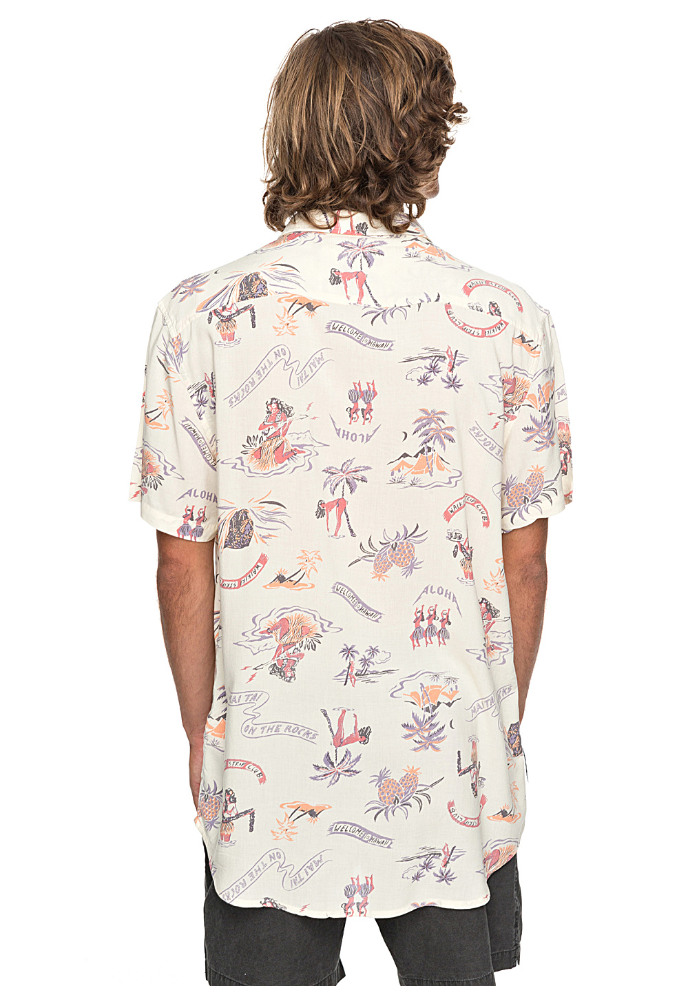 4694b1abe ... Quiksilver Aloha Strip Club - Shirt for Men - Multicolor. Back to  Overview. 1; 2. Previous