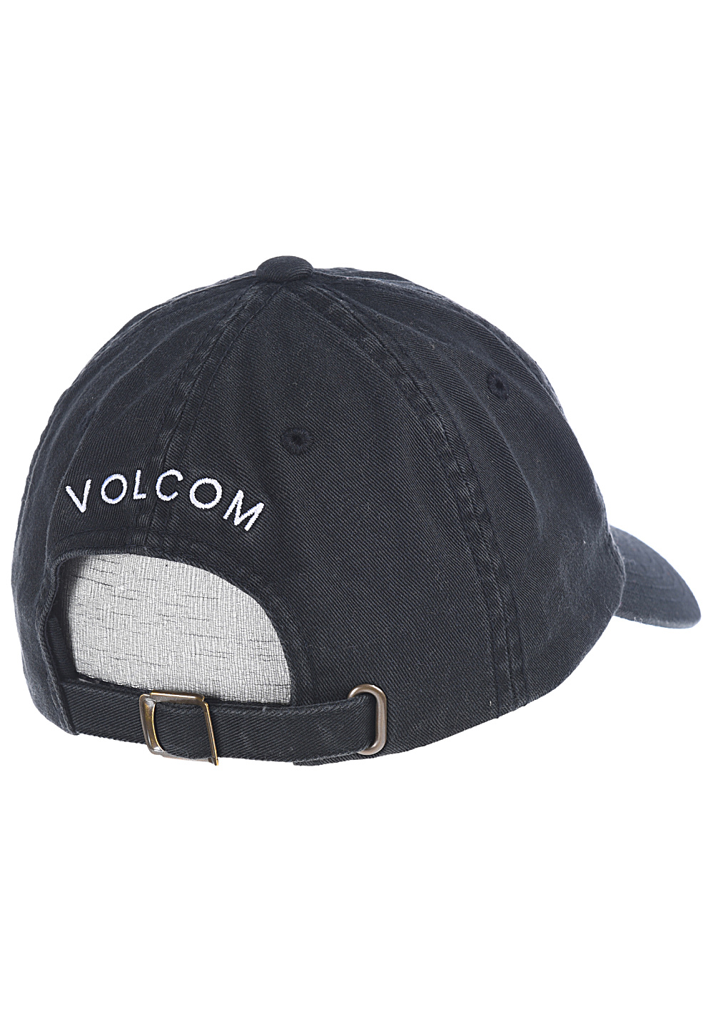 223226ff Volcom Good Mood Dad - Snapback Cap for Women - Black - Planet Sports