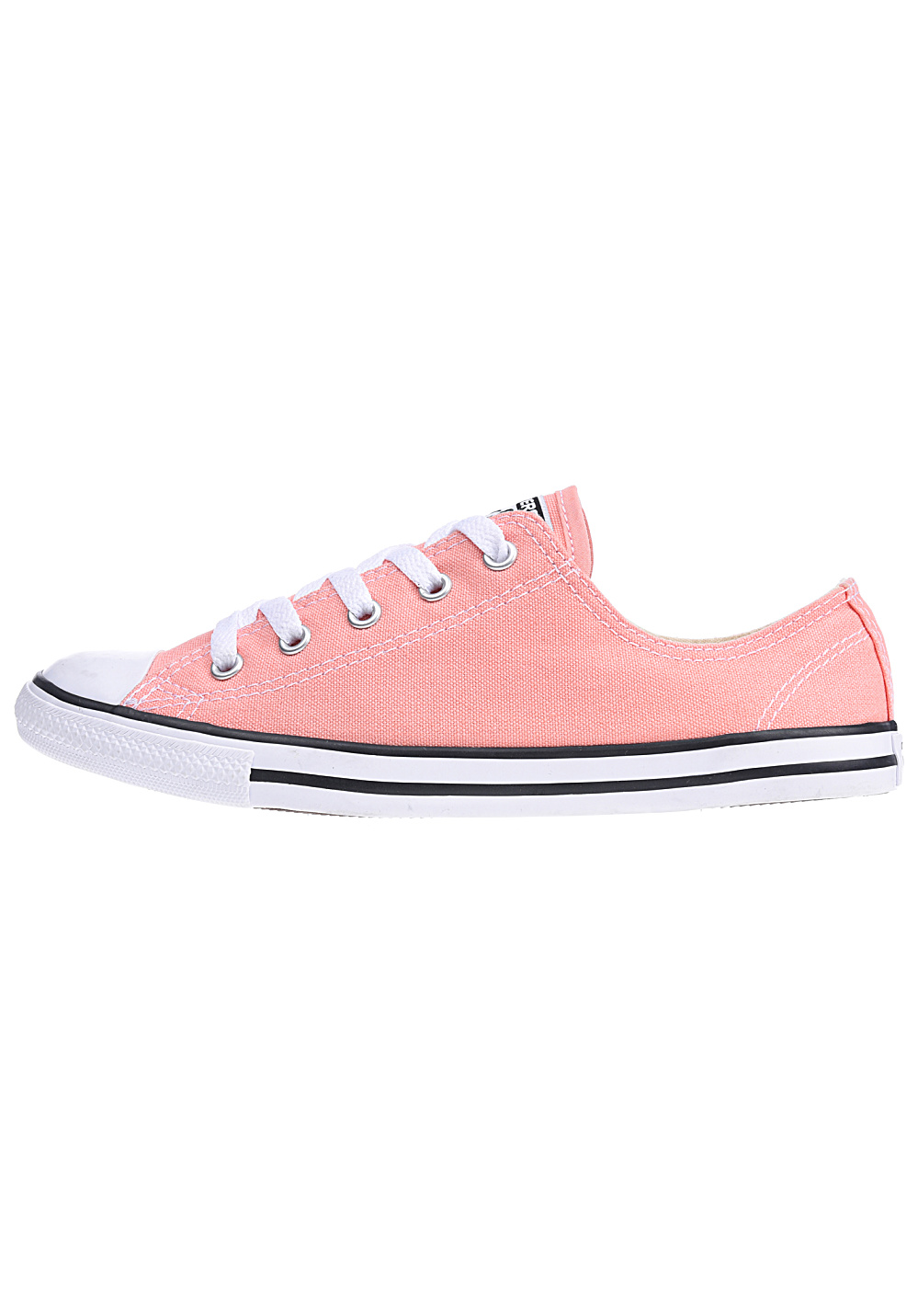 f8fabc29f029b5 Converse Chuck Taylor All Star Dainty OX - Sneakers for Women - Pink ...