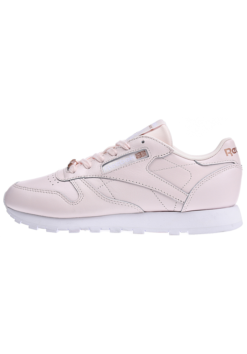8bb4b790fb3 Reebok Classic Lthr Hw - Sneakers for Women - Pink - Planet Sports