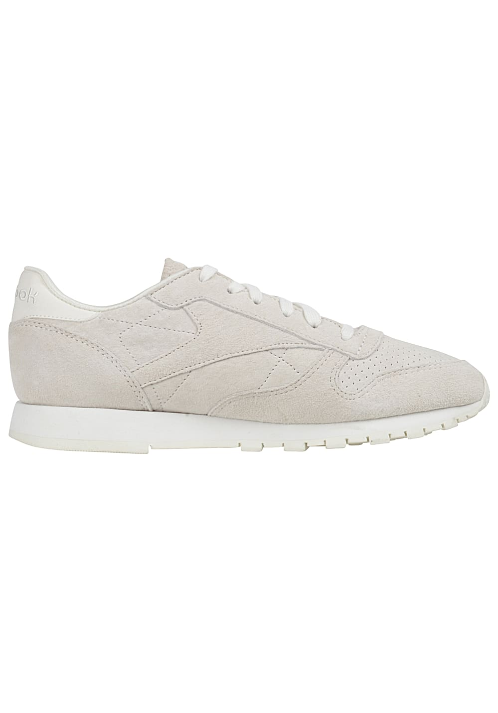 587c73d3666 Reebok Classic Lthr Nbk - Sneakers for Women - Beige - Planet Sports