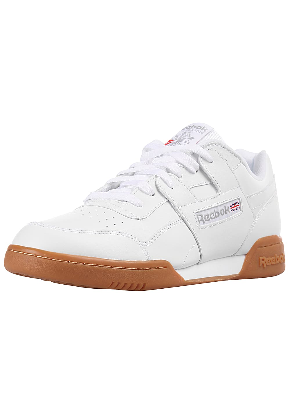 Reebok Homme Workout Planet pour Baskets Blanc Sports Plus wII4Tr