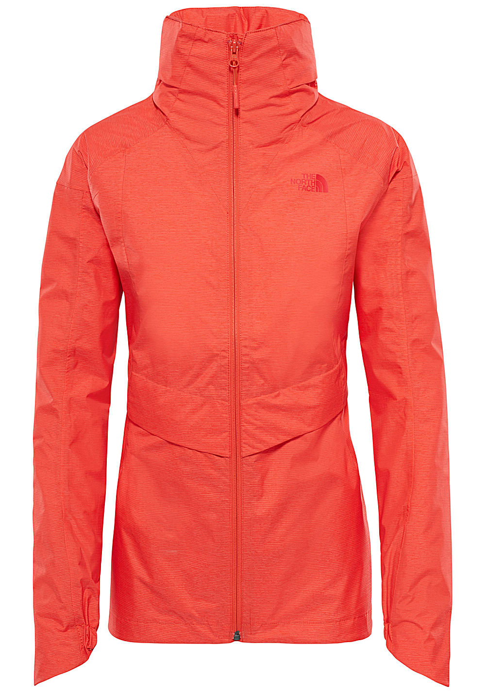 a9b098fb3 THE NORTH FACE Inlux Dryvent - Outdoor Jacket for Women - Orange