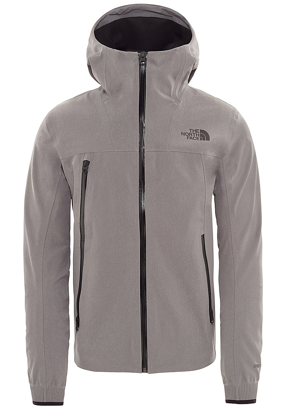The North Face Apex Flex Goretex Giacche impermeabili grigio