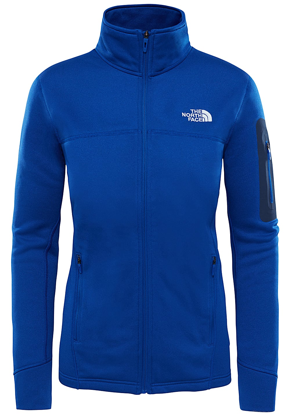 39ebb6f41 THE NORTH FACE Kyoshi - Fleece Jacket for Women - Blue