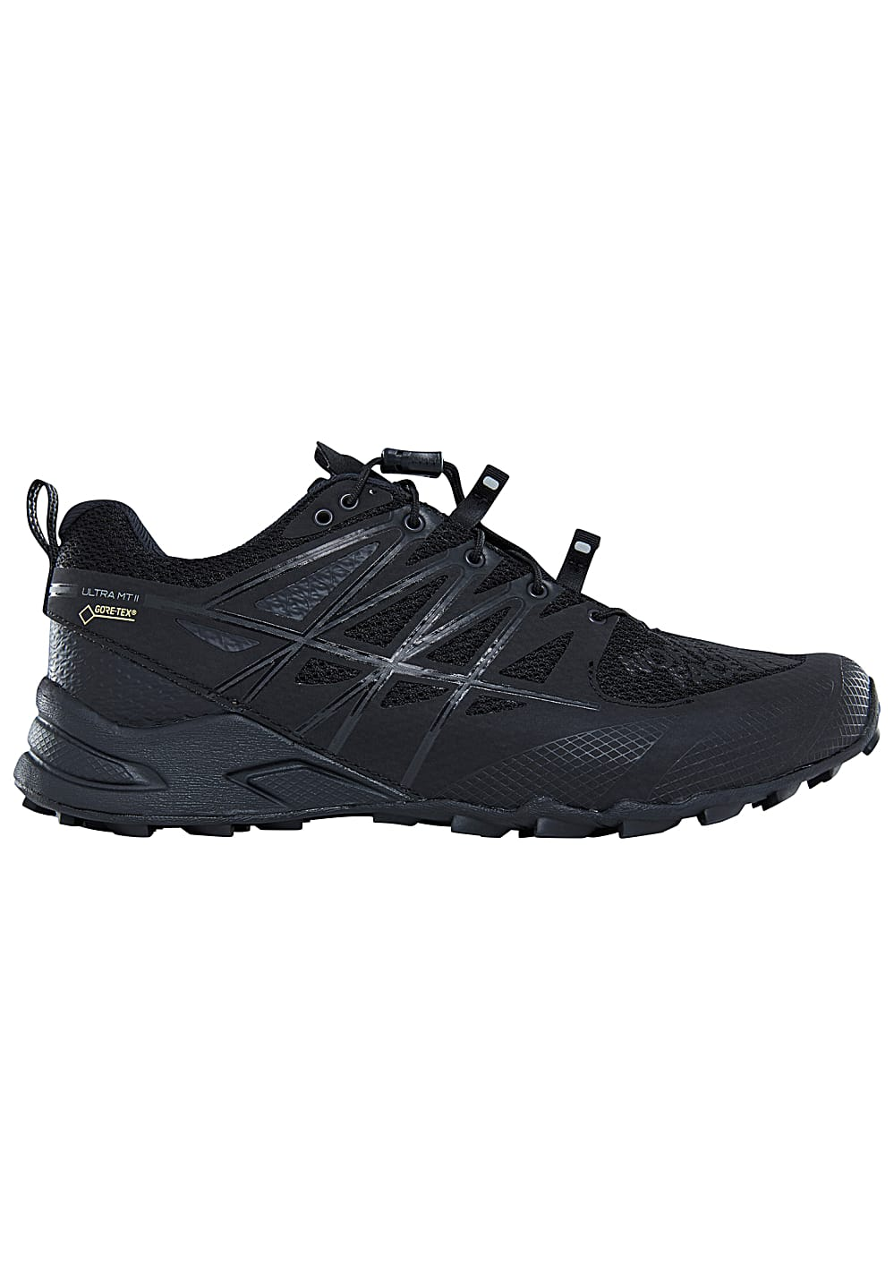 THE NORTH FACE Ultra Mt II GTX Scarpe da trekking per Donna Nero