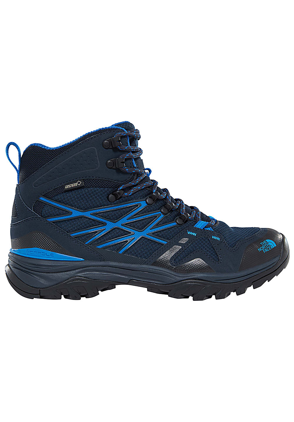2a4004774a9 THE NORTH FACE Hedgehog Fastpack Mid GTX - Trekking Shoes for Men - Blue