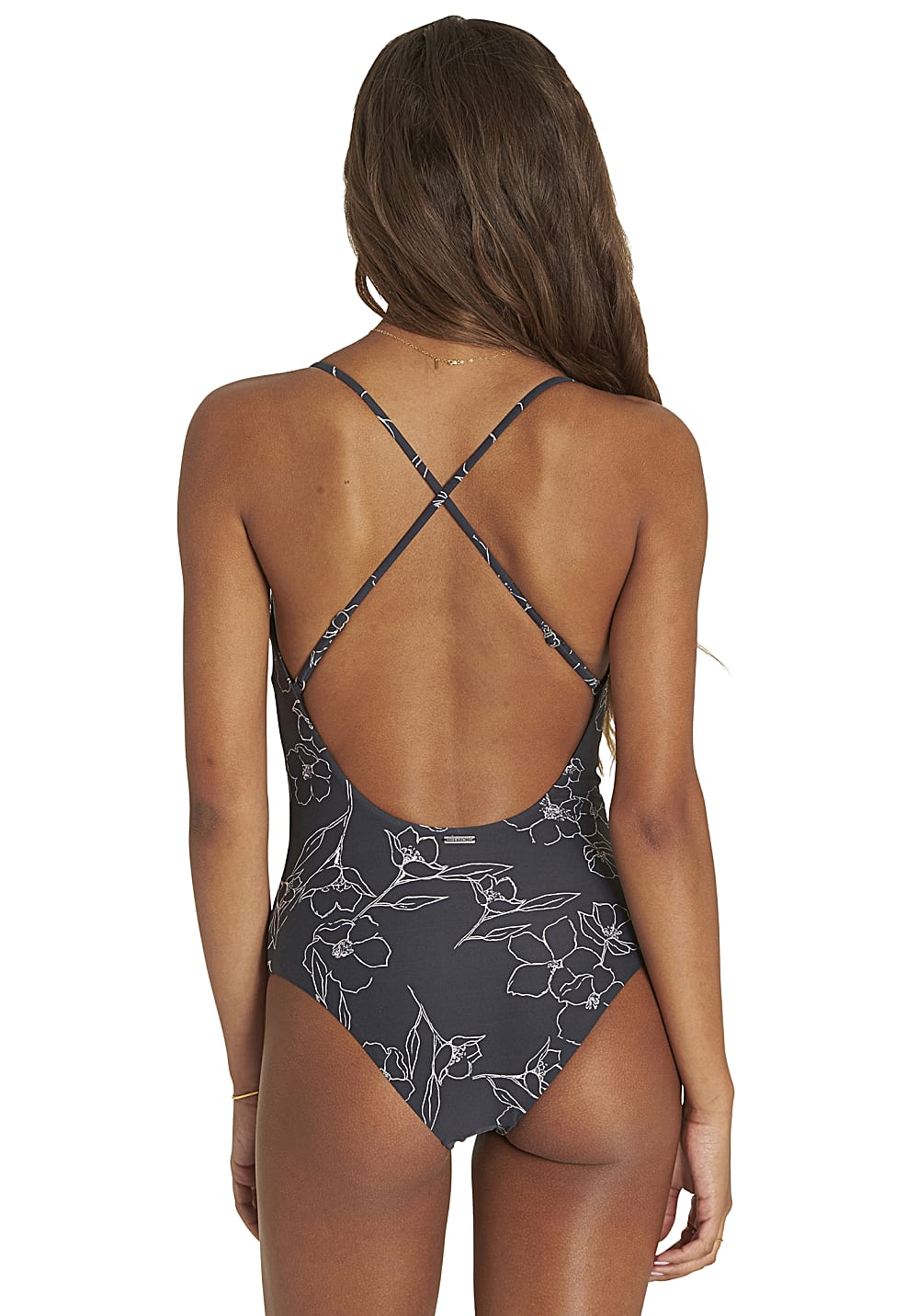 dda7462d2f ... BILLABONG Nightfall - One-piece Swimsuit for Women - Grey. Back to  Overview. 1  2. Previous
