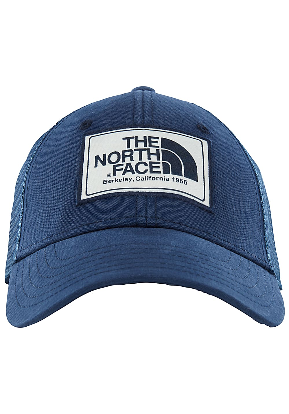 27a8a817c51 THE NORTH FACE Mudder - Trucker Cap - Blue - Planet Sports