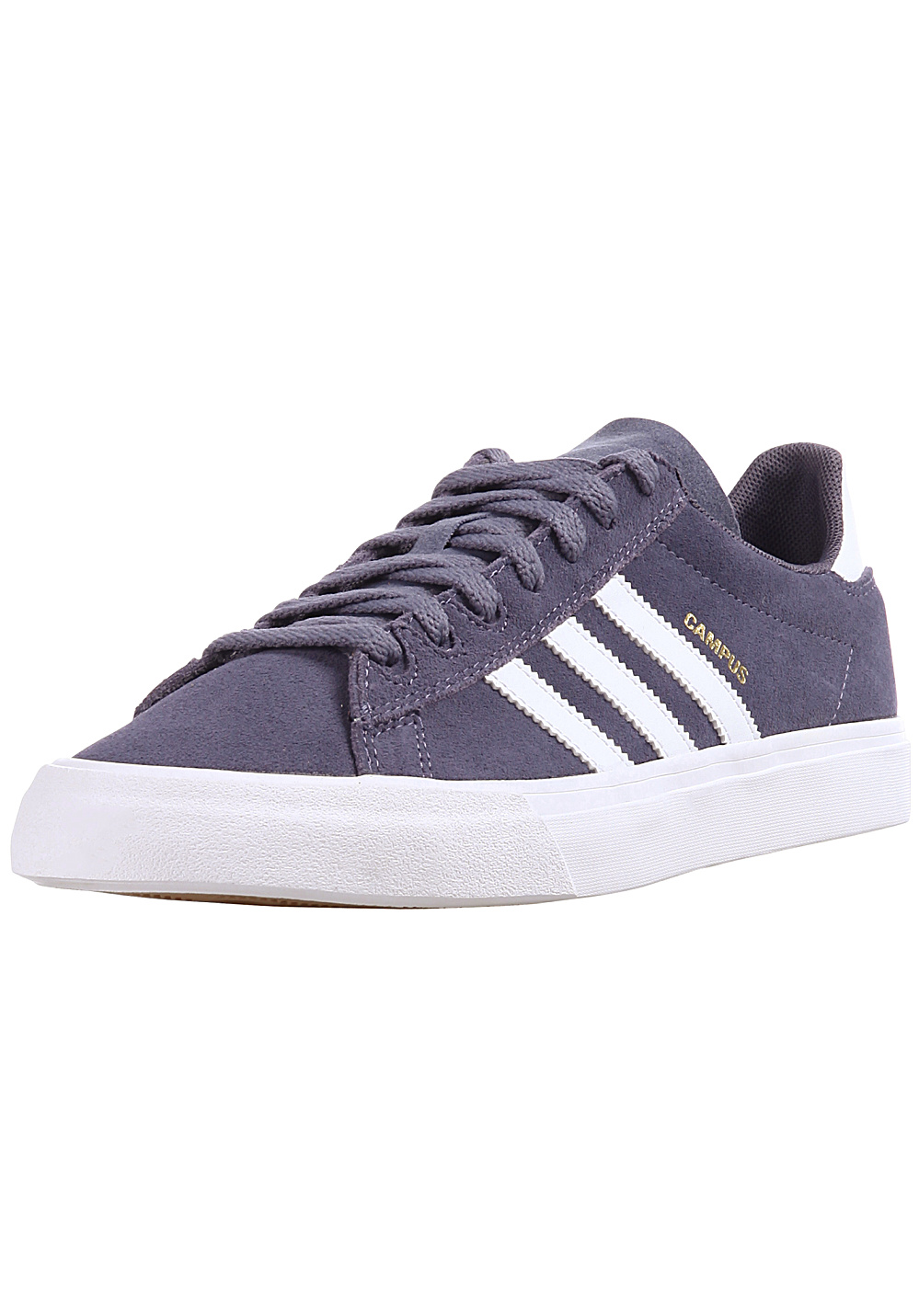 43442e0f7 Adidas Skateboarding Campus Vulc II - Sneakers for Men - Blue ...