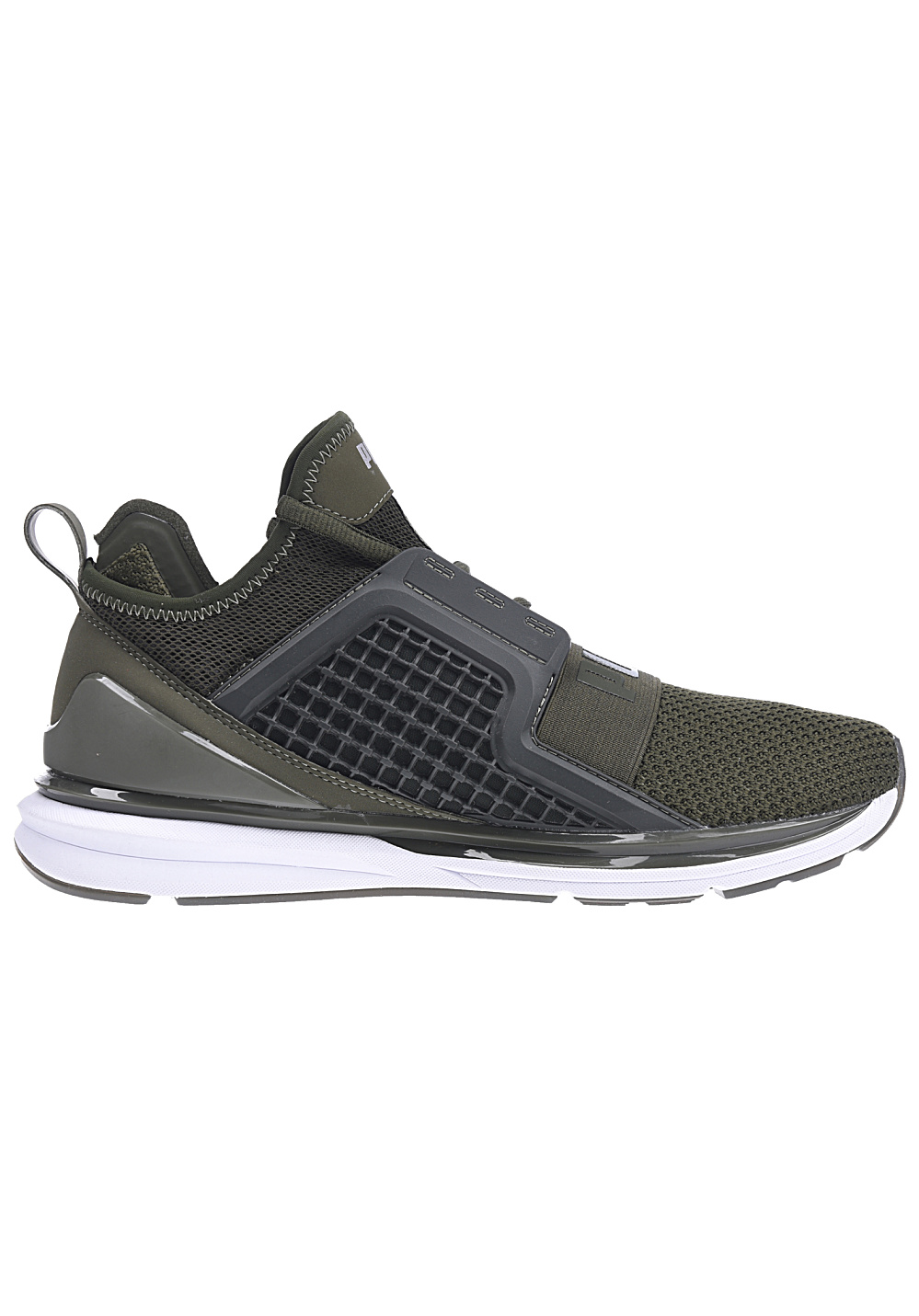 watch a882c 53be9 Puma Ignite Limitless Weave - Sneakers for Men - Green