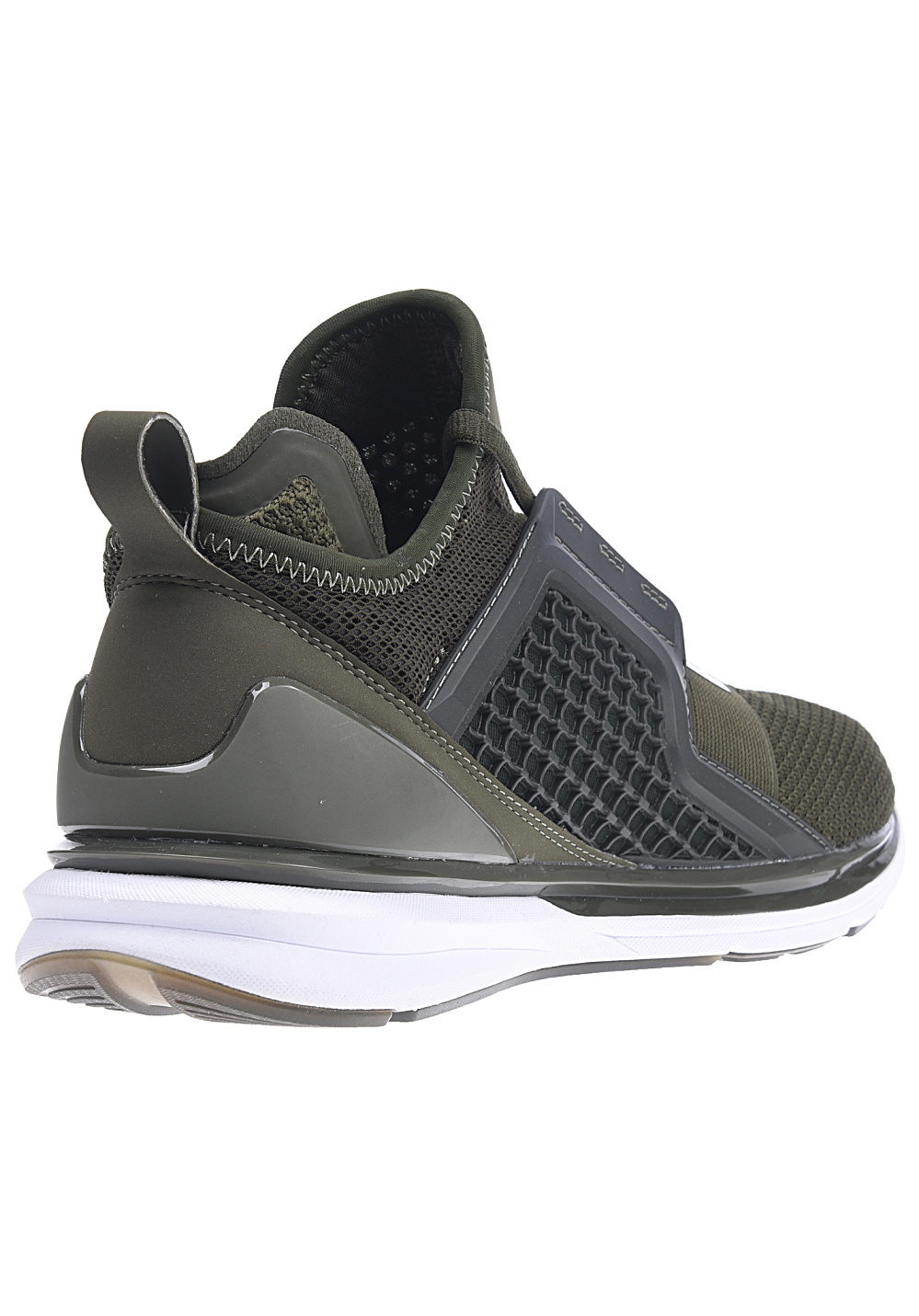 watch 25103 1ad52 Puma Ignite Limitless Weave - Sneakers for Men - Green