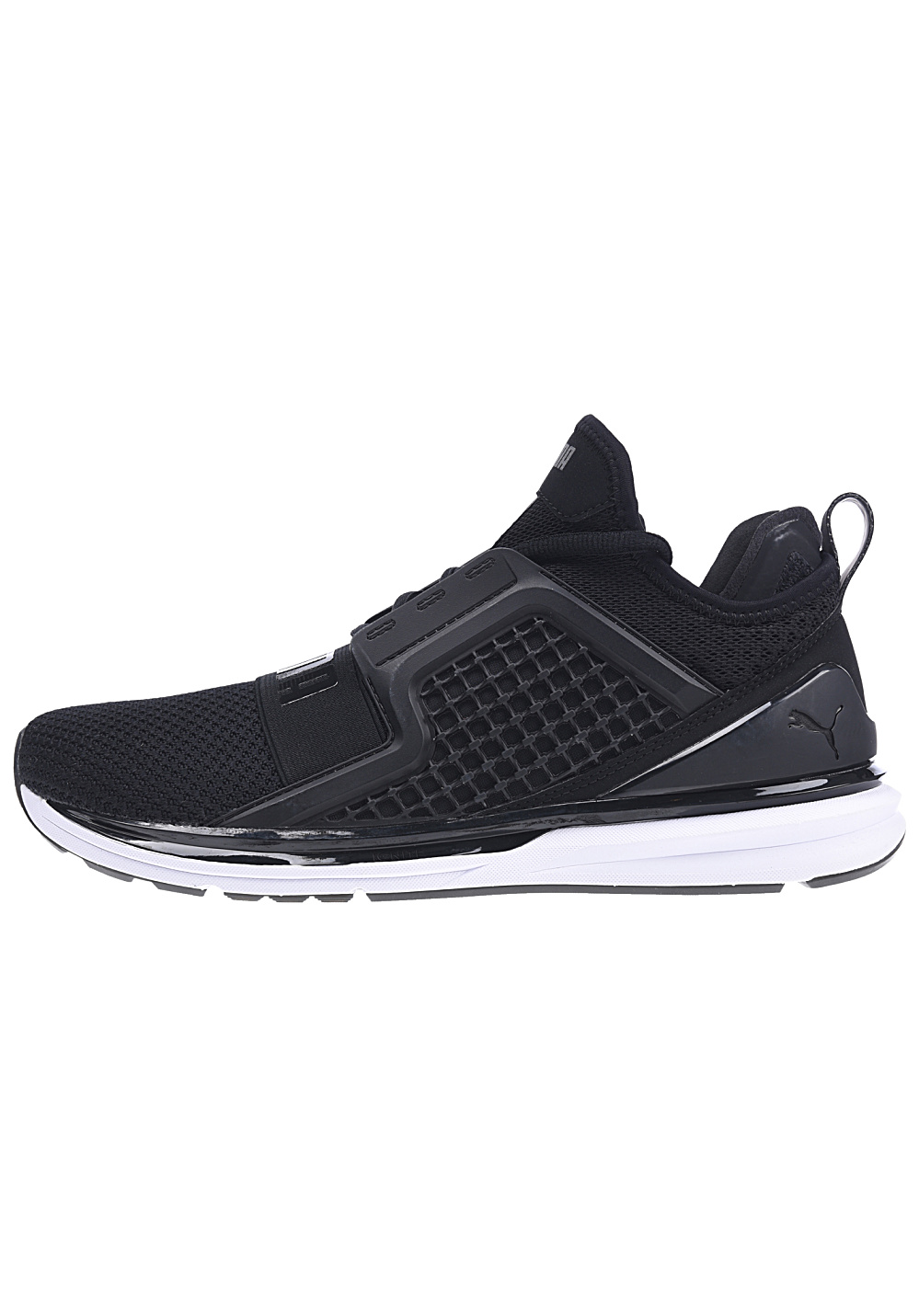 reputable site 6a68d fbe45 Puma Ignite Limitless Weave - Sneakers for Men - Black