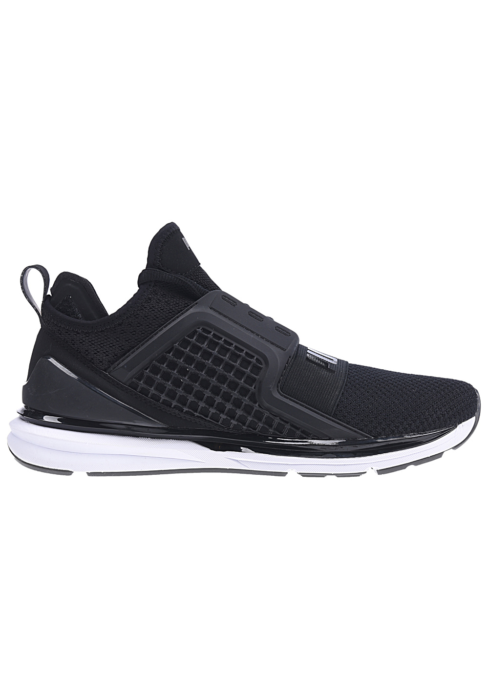 reputable site 83bf6 7ca04 Puma Ignite Limitless Weave - Sneakers for Men - Black