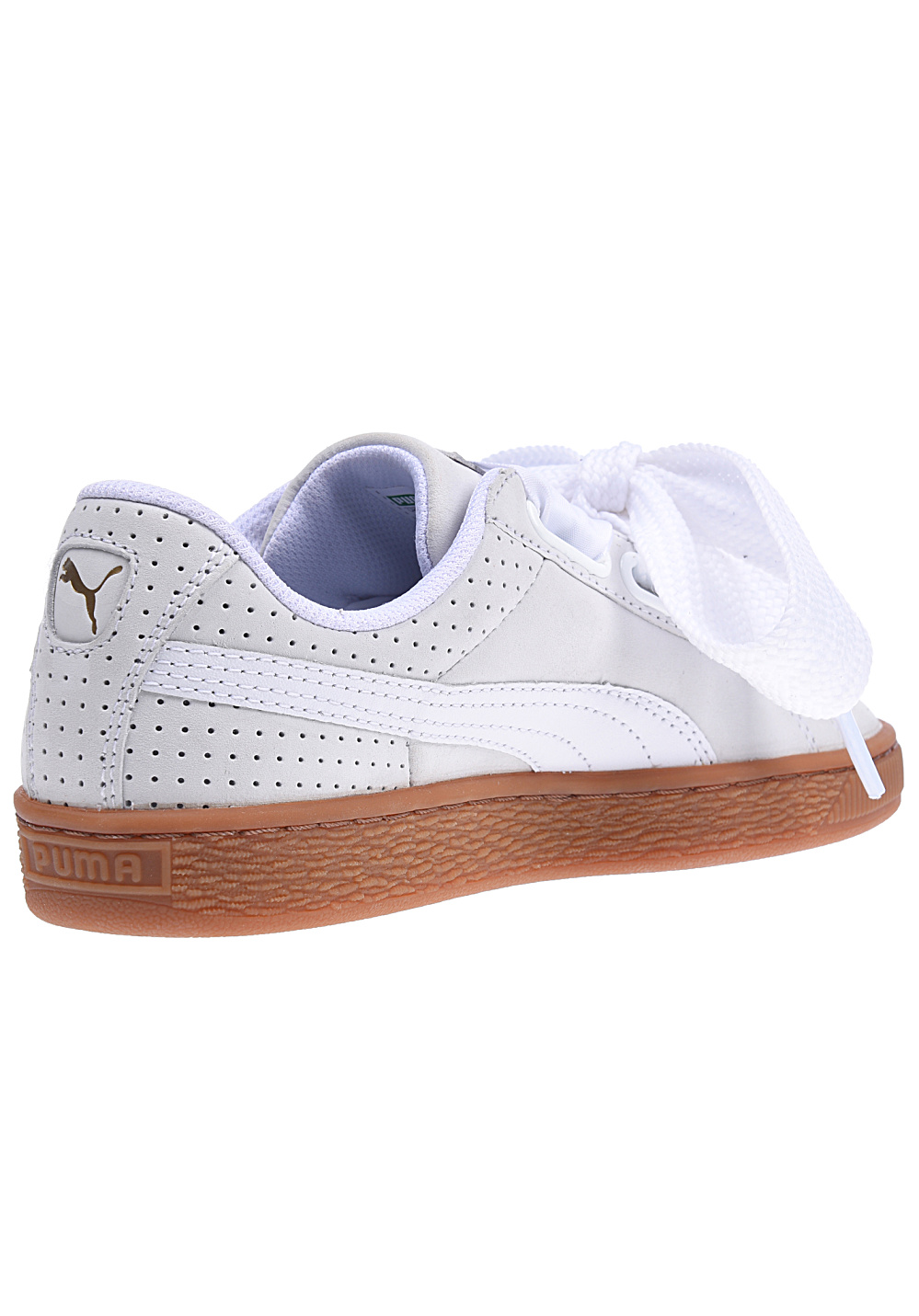5b296d366e4 Next. -40%. Puma. Basket Heart Perf Gum - Sneakers for Women. Regular  Price  Save ...