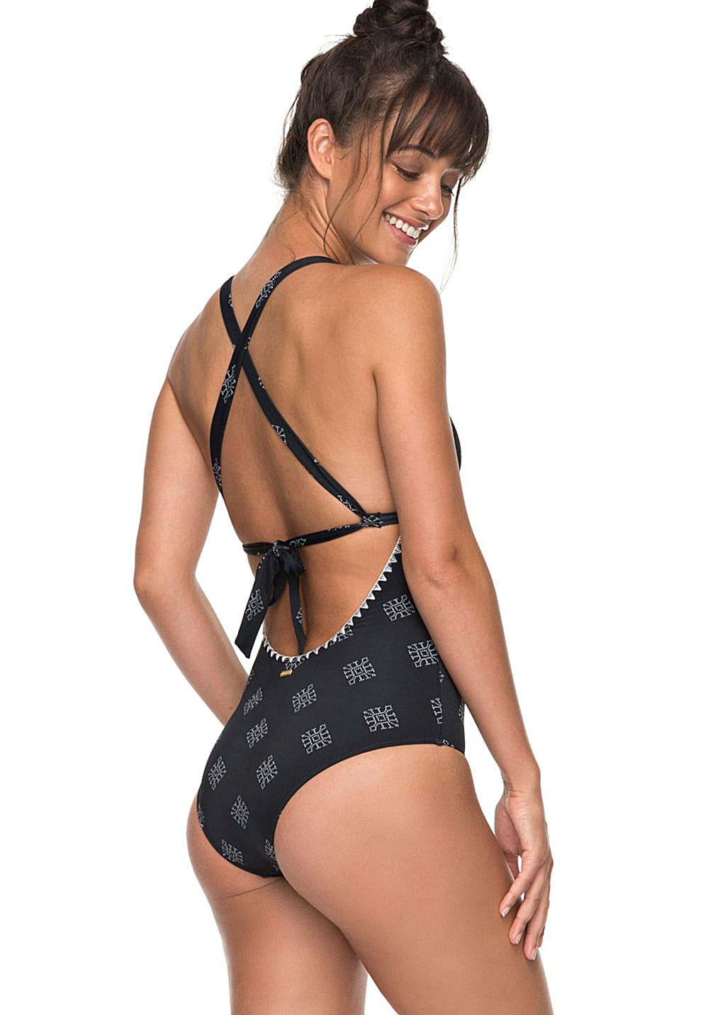 2ad0deea45f0f ... Roxy Take Me To The Sea - One-piece Swimsuit for Women - Black. Back to  Overview. 1  2  3. Previous. Next