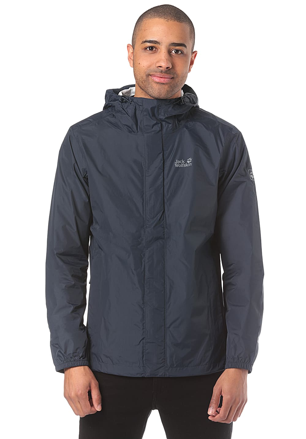 authorized site new appearance most popular Jack Wolfskin Cloudburst - Outdoor Jacket for Men - Blue