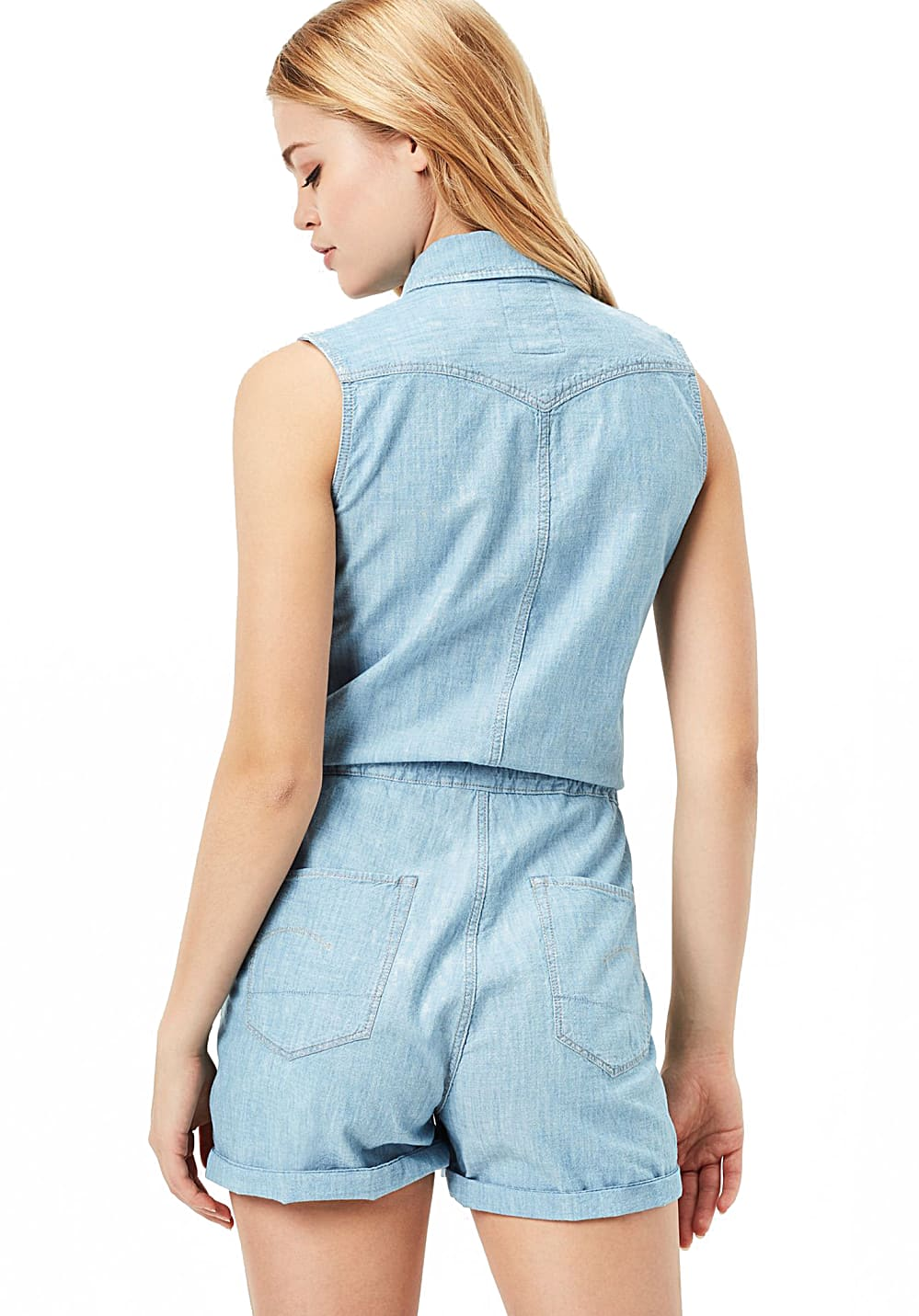 976b6efd4fd4 Next. This product is currently out of stock. G-STAR. Tacoma Boilersuit  Sless - Jumpsuit for Women. €129.95