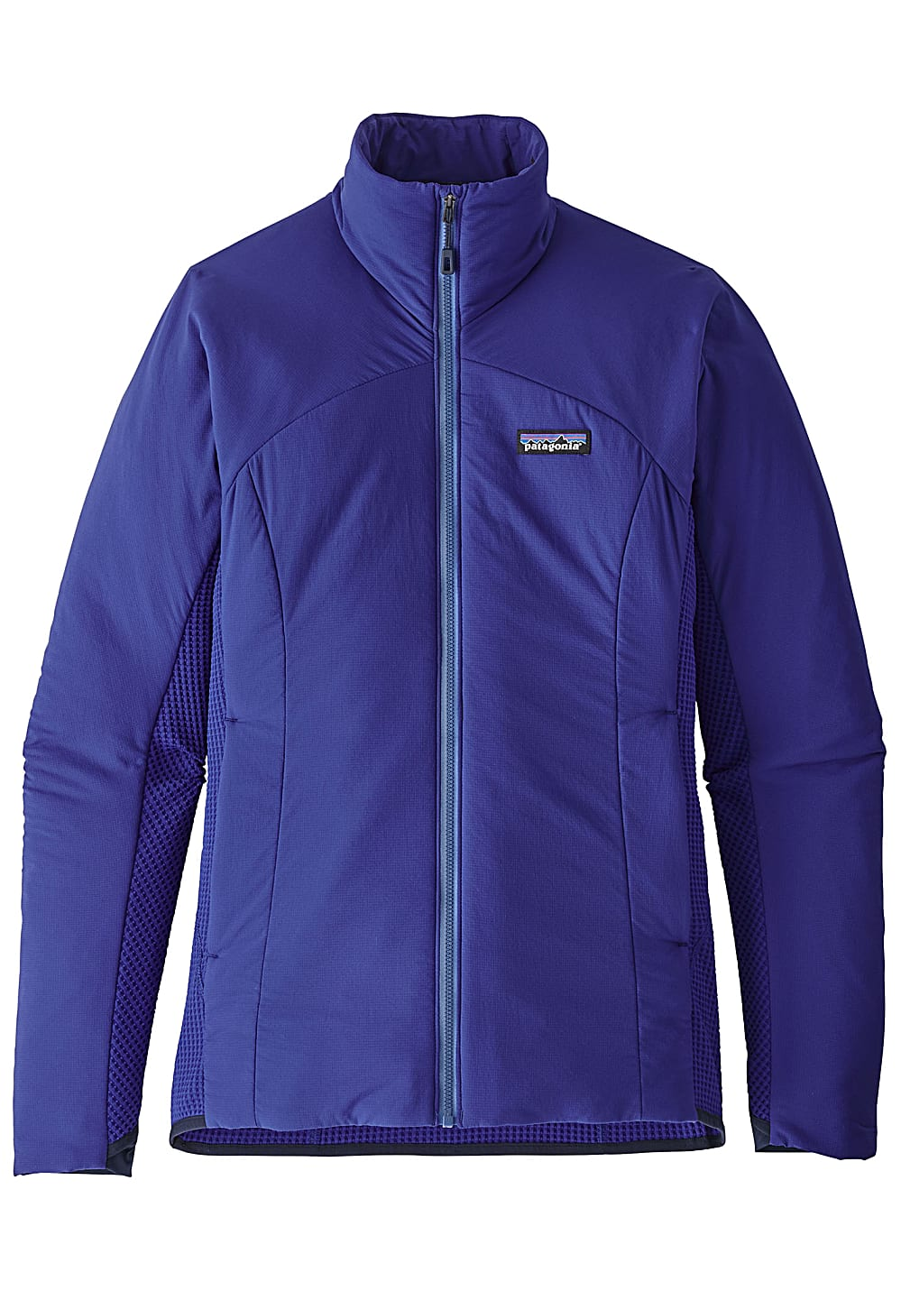 patagonia nano air light hybrid veste de randonn e pour femme bleu planet sports. Black Bedroom Furniture Sets. Home Design Ideas