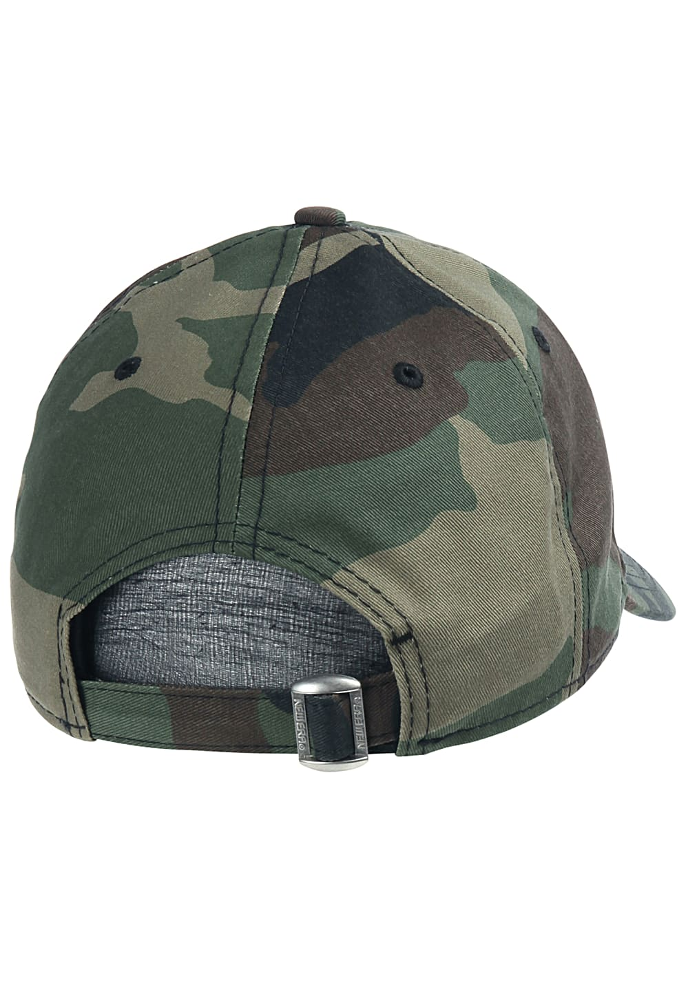 e2c5436d NEW Era 9Forty Script Patch - Cap - Camo - Planet Sports