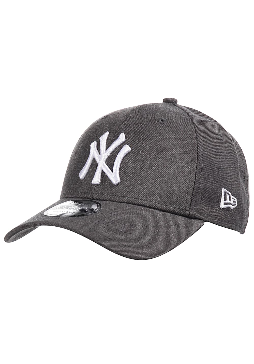 d7c8ab52e53cf NEW Era 9Forty New York Yankees - Cap - Grey - Planet Sports