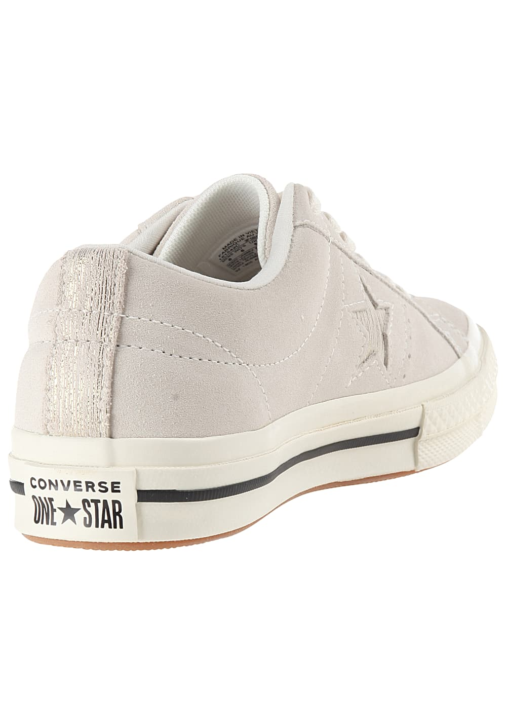 Converse One Star Ox - Sneakers for Women - Beige - Planet Sports 66b5159ab