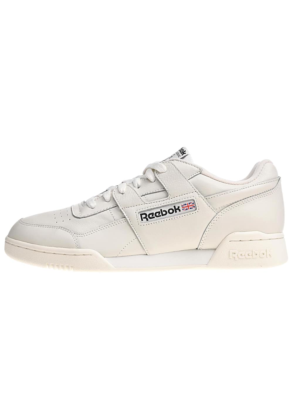 ee5bc756c4bc Reebok Workout Plus Mu - Sneakers for Men - Beige - Planet Sports
