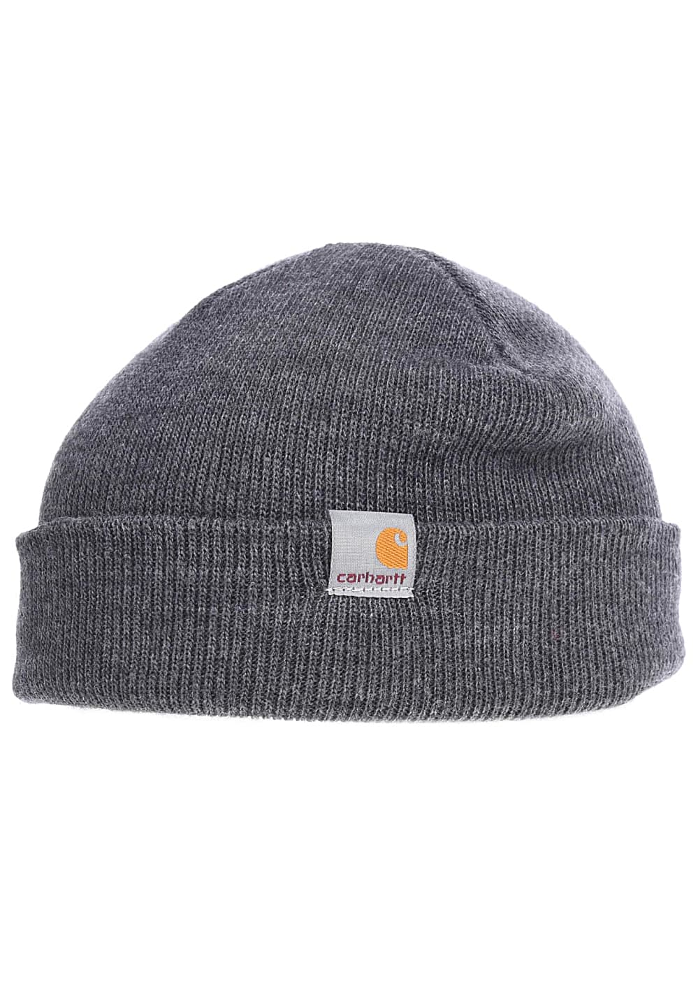 ... carhartt WIP Stratus Low - Beanie - Grey. Back to Overview. 1  2  3.  Previous 0a9de686cc0f