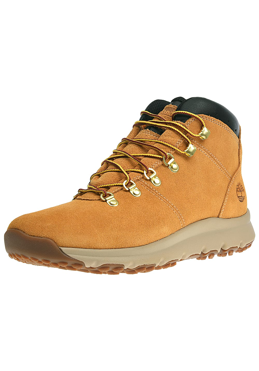 Timberland World hiker boots in brown