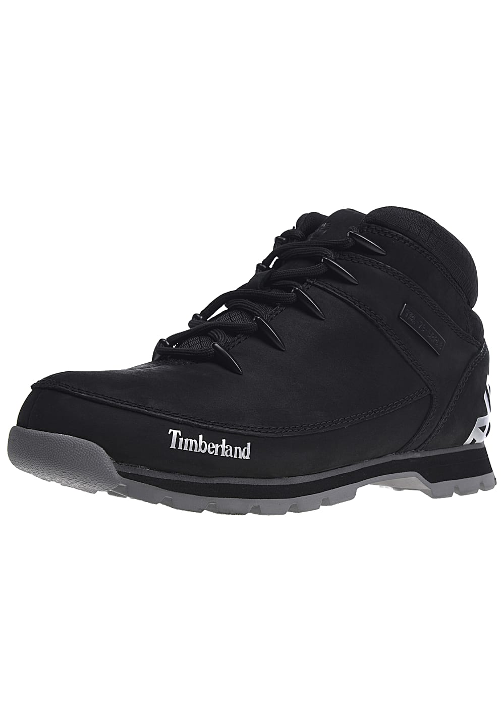 TIMBERLAND Euro Sprint Hiker - Boots for Men - Black - Planet Sports 8aa1130951