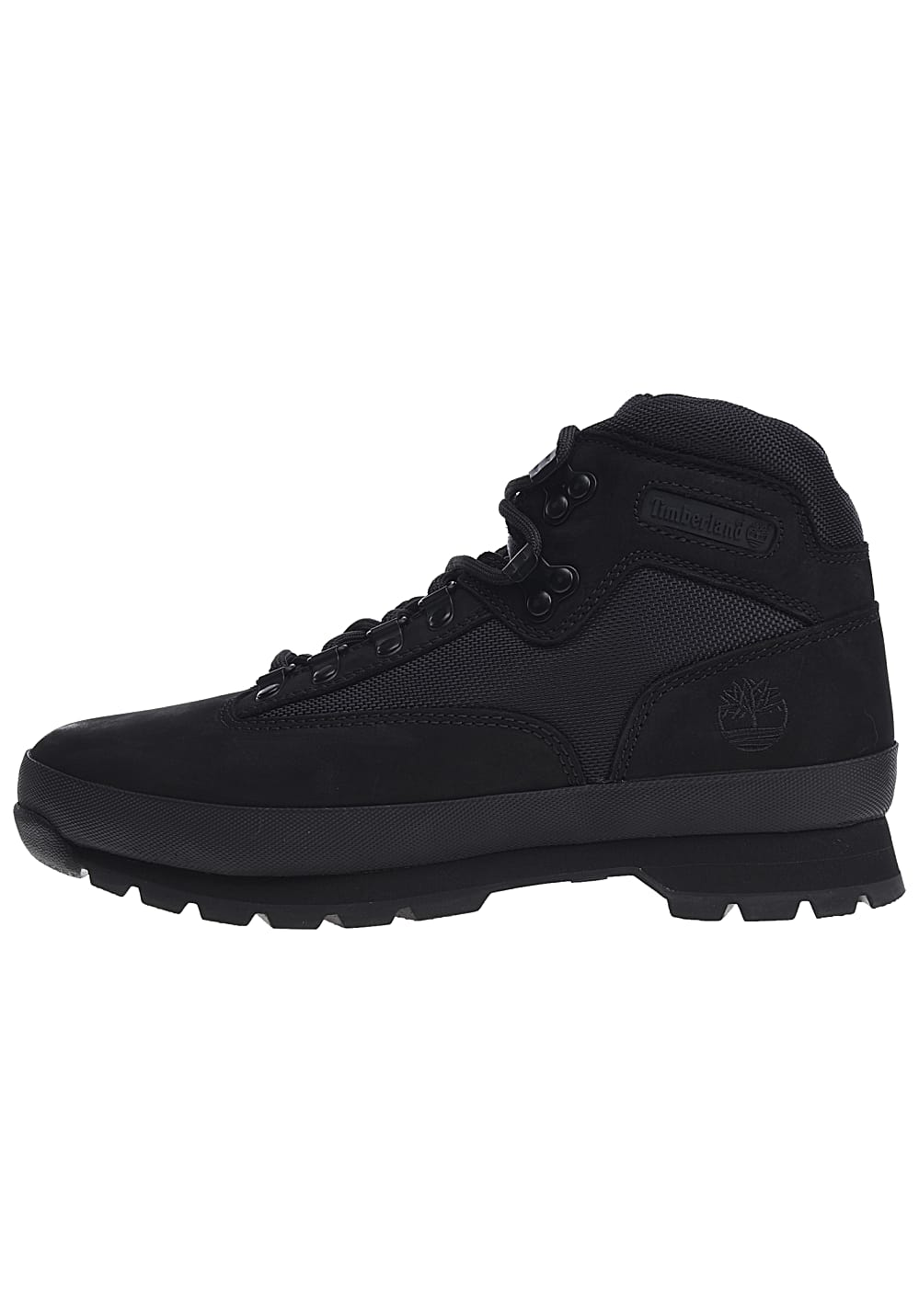 82931efceb5 TIMBERLAND Euro Hiker - Boots for Men - Black