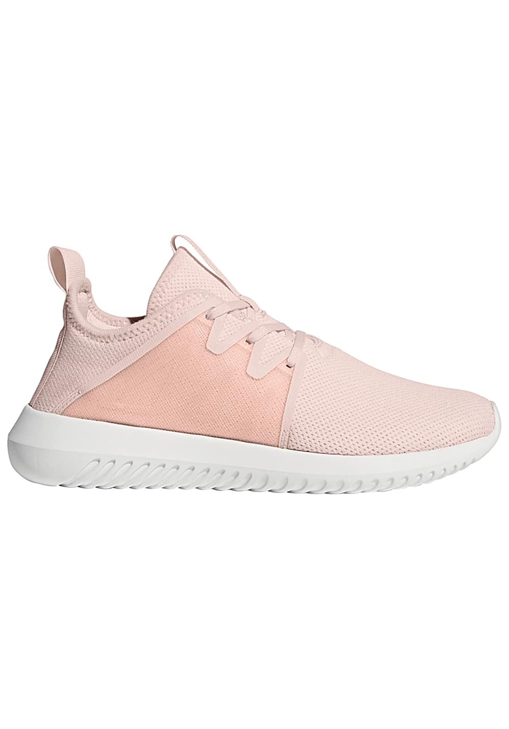 adidas tubular womens grey and pink