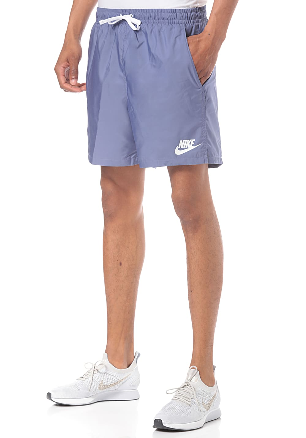 reasonable price latest discount complete in specifications NIKE SPORTSWEAR Woven Flow - Shorts for Men - Grey