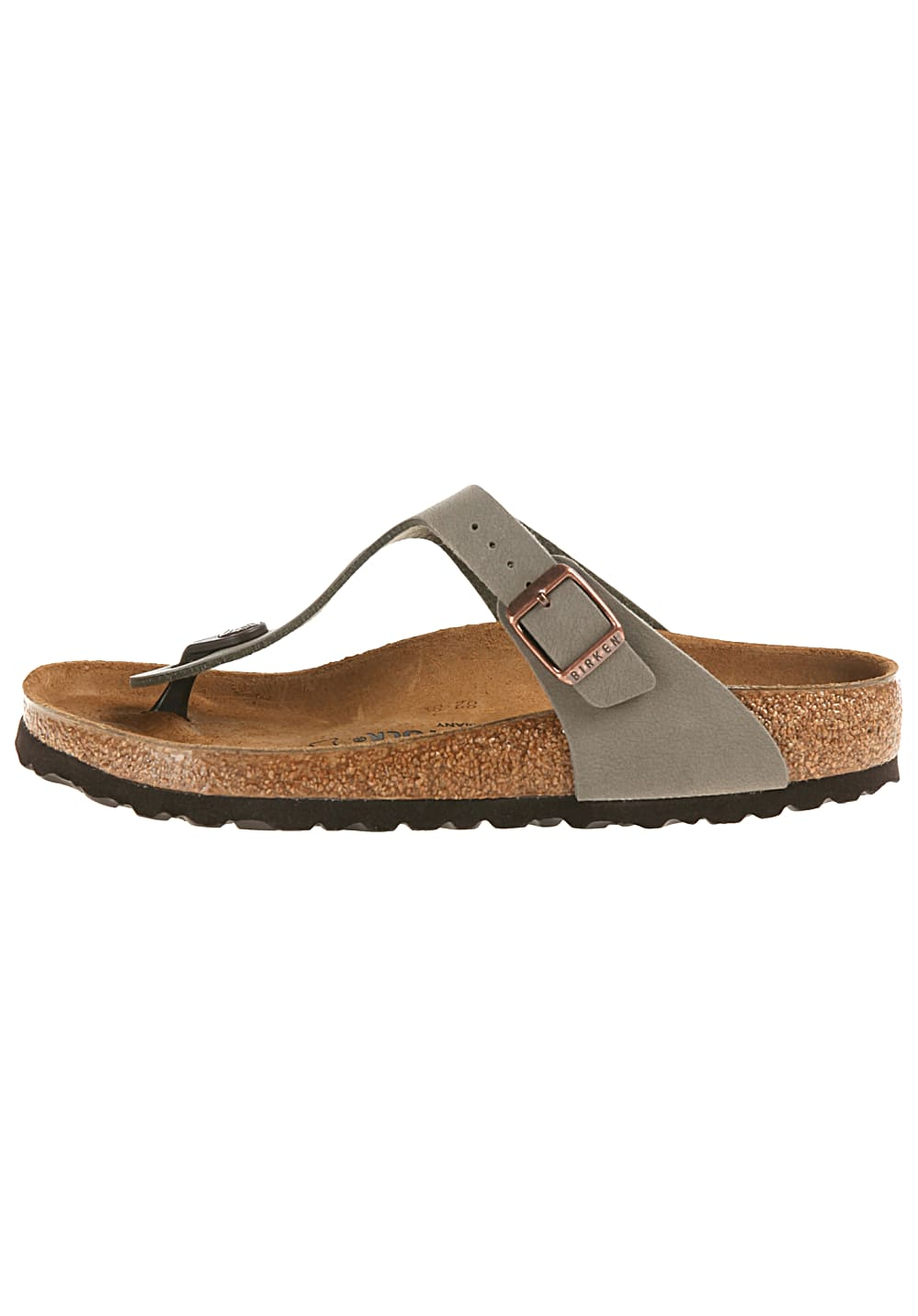 91055f13fb5 ... Birkenstock Gizeh BF - Sandals for Women - Grey. Back to Overview. 1   2  3. Previous. Next