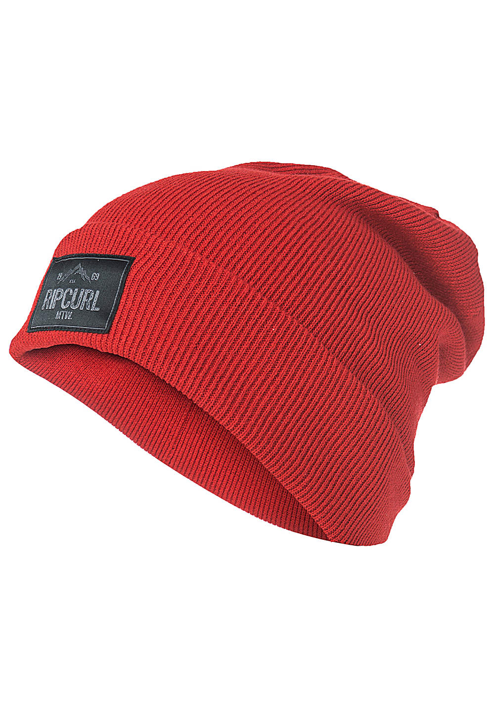 b193436af8a701 Rip Curl Urban - Beanie for Men - Red - Planet Sports