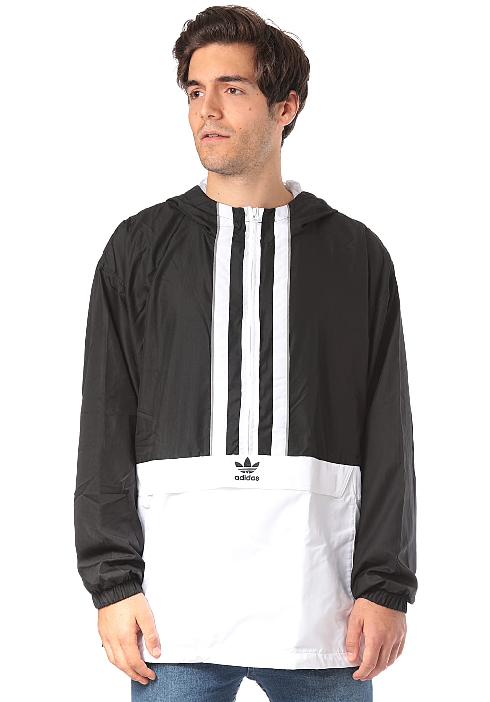 the cheapest great look clearance prices ADIDAS ORIGINALS Auth - Jacket for Men - Black