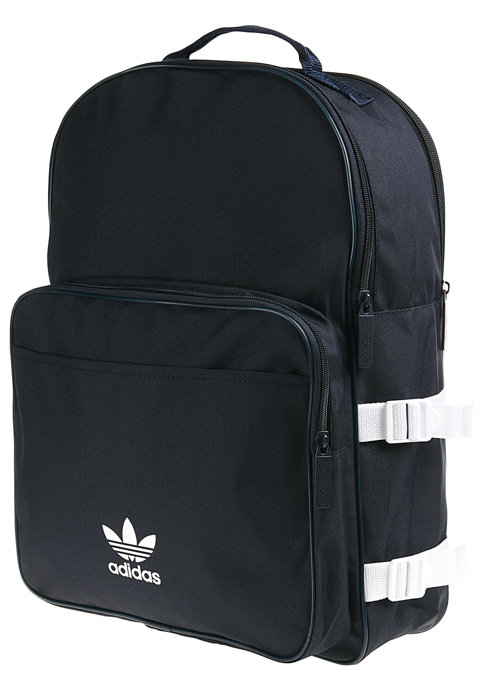 ADIDAS ORIGINALS Essential - Backpack - Blue - Planet Sports fd2bb0ecc8